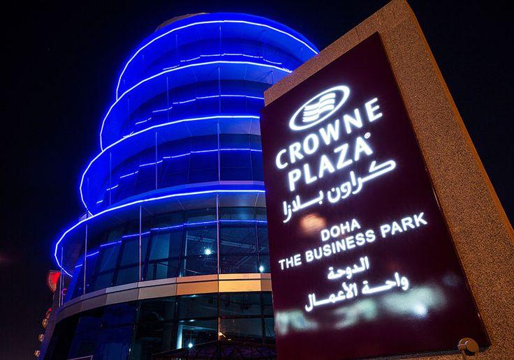 Crowne Plaza Doha - The Business Park | lighting.eu