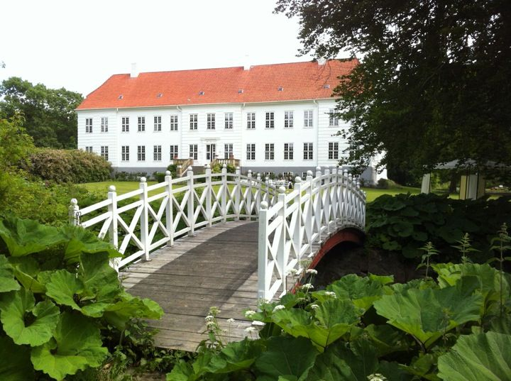 Kragerup Gods i Ruds-Vedby, Region Sjælland  #KragerupGods