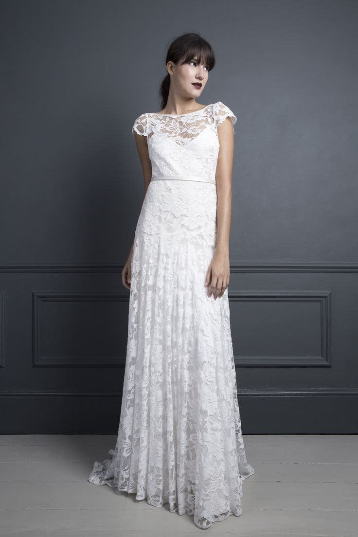 72 best halfpenny london bridal gowns images on pinterest bridal halfpenny london wedding dresses aw17 standing on stardust collection by kate halfpenny ombrellifo Image collections
