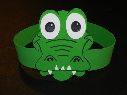 Download 10 Vinchas De Animales Goma Eva Cotillon Infantil | Funny ...