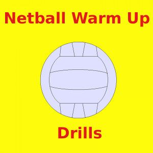 Get a great warm up with these netball warmup drills. http://www.thebestnetballdrills.com/netball-warm-up-drills/ #netball #netballdrills