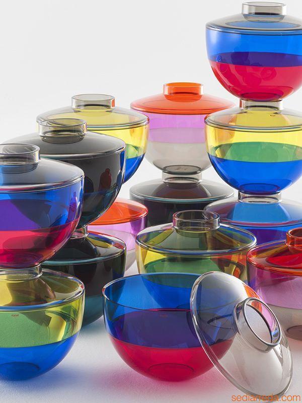Shibuya | Kartell vase in several colours