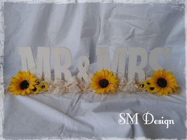 Mr&Mrs - Vintage esküvői asztaldísz  https://www.facebook.com/steiguszdesign/photos/pb.1412029162365217.-2207520000.1438622432./1666835550217909/?type=3