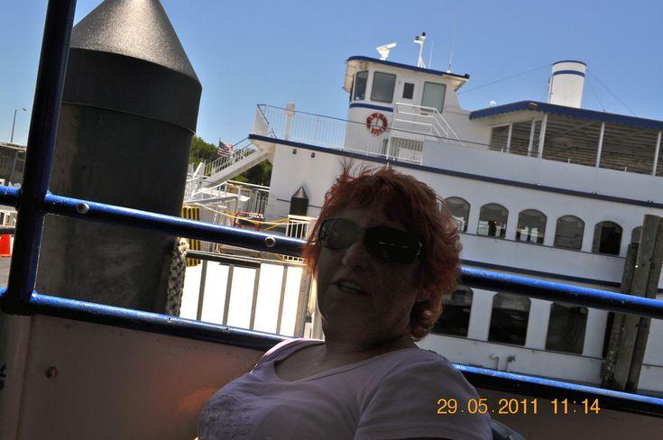 https://flic.kr/p/9PBuak | Taking a boat to Fort Sumter South Carolina | Taking a boat to Fort Sumter South Carolina