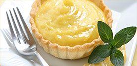 Jean-Pierre COFFE - Ses recettes - Leader Price - Tarte au citron