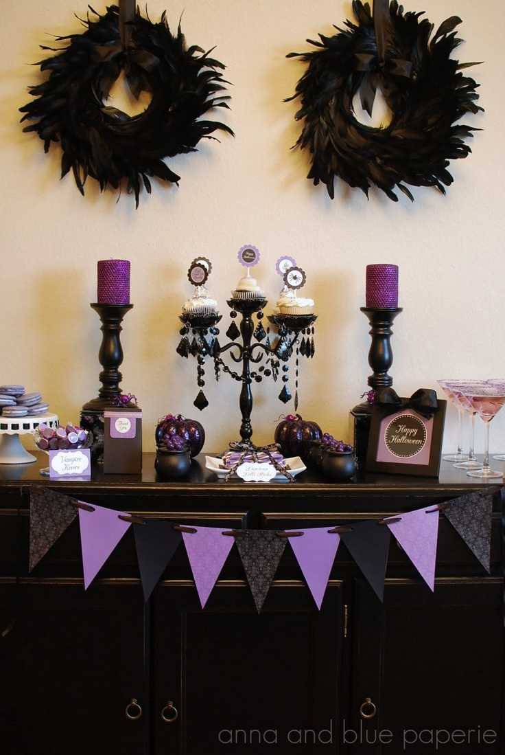 39 best Halloween la mesa Halloween tables images on Pinterest