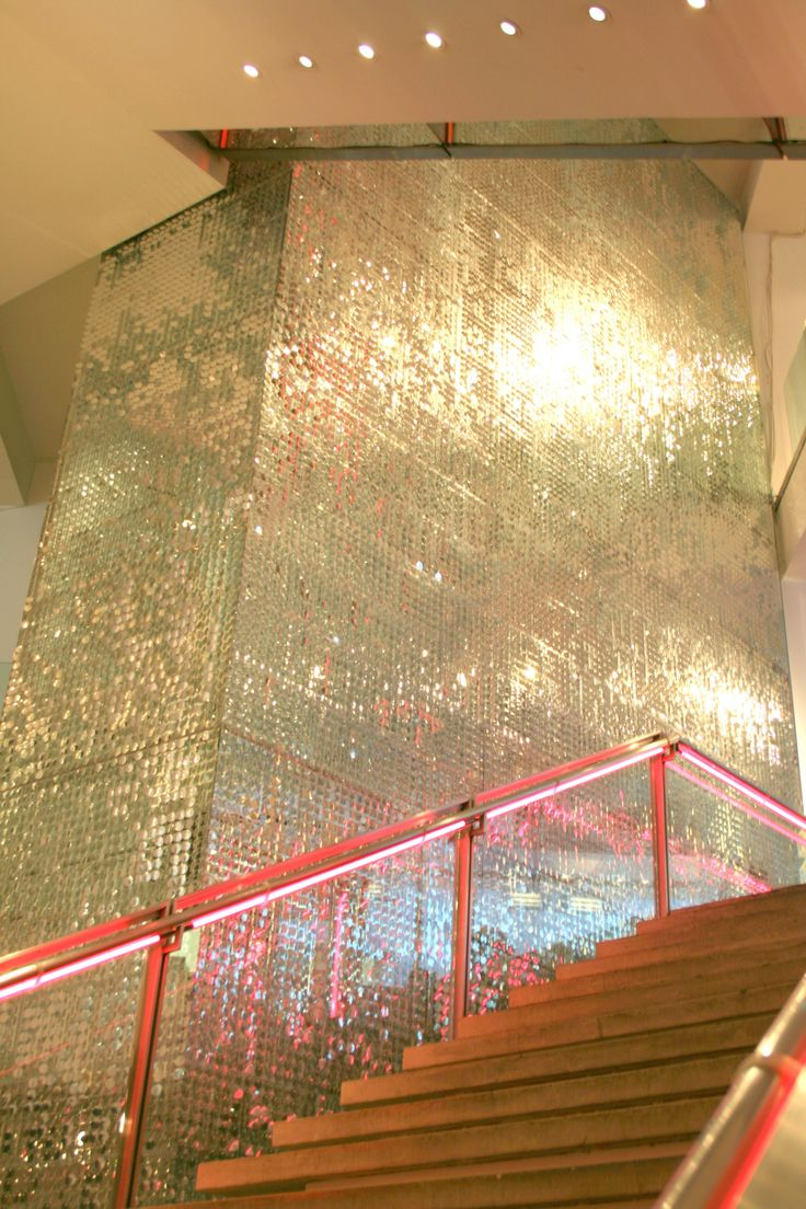 DKNY | Sequined Walls