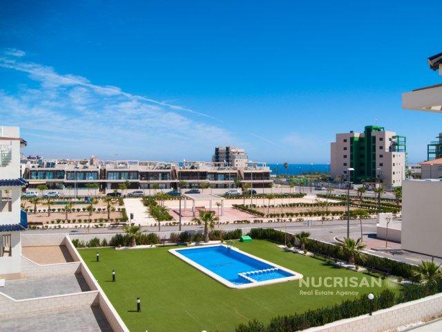 Apartamento en Torre de la Horadada Mil Palmeras Alicante - www.nucrisaninmobiliaria.com - Referencia - A1290