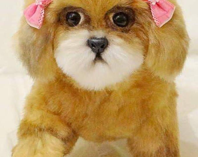 Маленький щенок «Блестящая Angel»