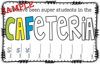 "{FREE} Whole Class Behavior Posters....Follow for Free ""too-neat-not-to-keep"" teaching tools & other fun stuff :)"