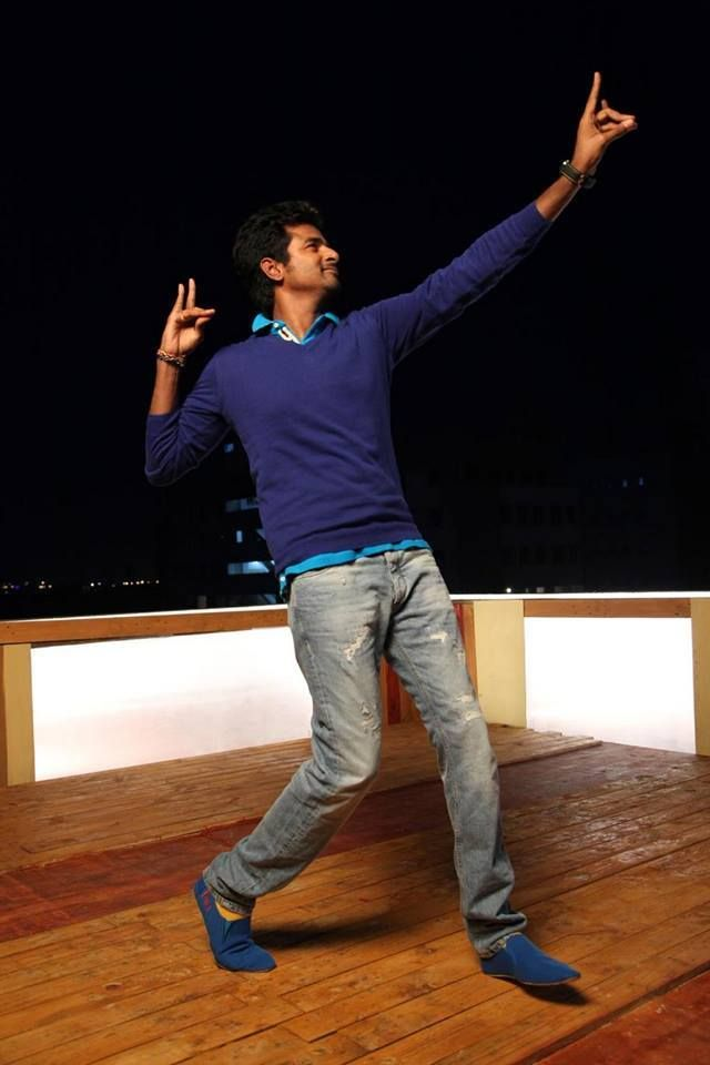 Maan Karate Signature Step