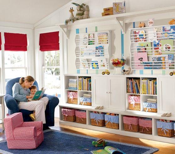 playroom lots of storage