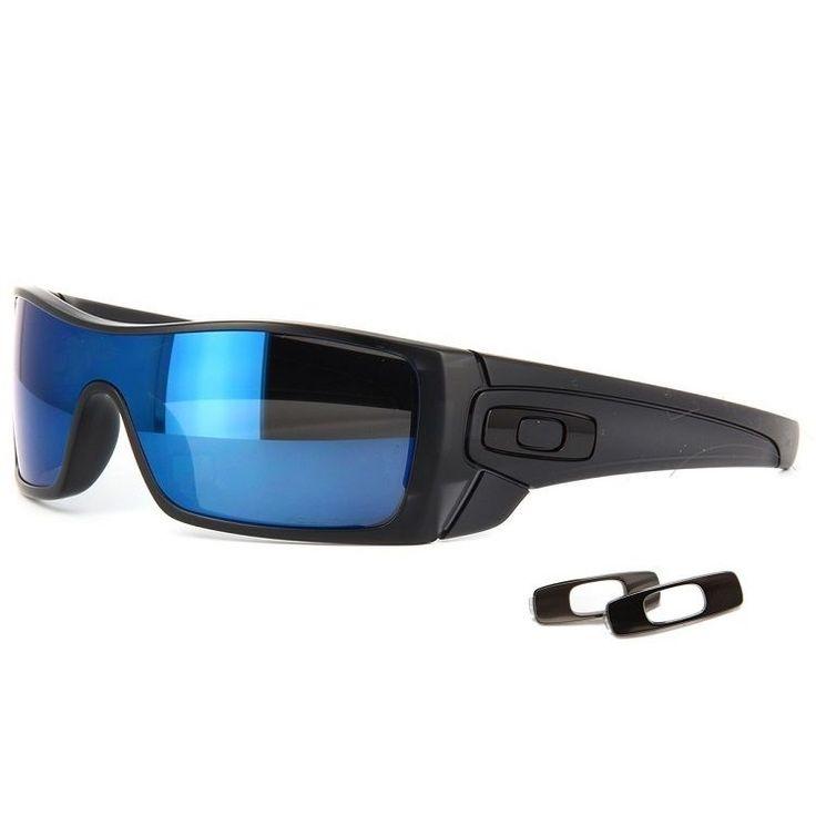 64b603b8109 Genuine Oakley Batwolf Matte Black Ink Mens Sunglasses