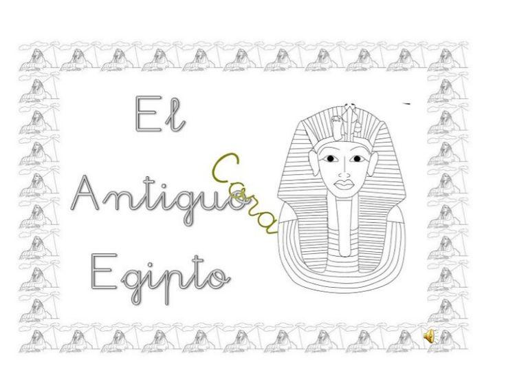 Proyecto Egipto de Ed. Infantil 5 años