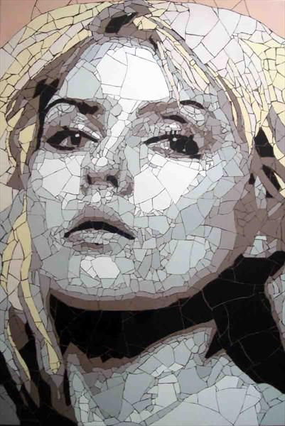1000 Images About Mosaic Portraits Amp People On Pinterest