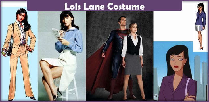 The best guide on making a Lois Lane costume from the DC Universe. Here you will find a list of everything you will need to make an accurate costume.
