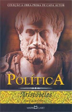 Baixar Livro A Política - Aristóteles em PDF, ePub e Mobi