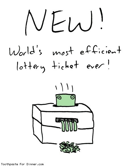 how to win lottery without investment