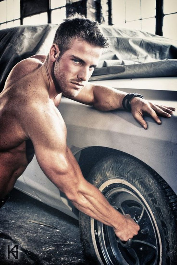 Hot Men - Cars  #hotmen #cars #hotmencars