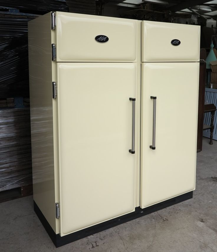Large Fridges And Freezers Part - 38: UKAA Buy And Sell Antique, Used Or Second Hand Aga Fridges And Freezers And  Refridgerators - We Collect Throughout The UK - We Sell Them Online And In  Our ...