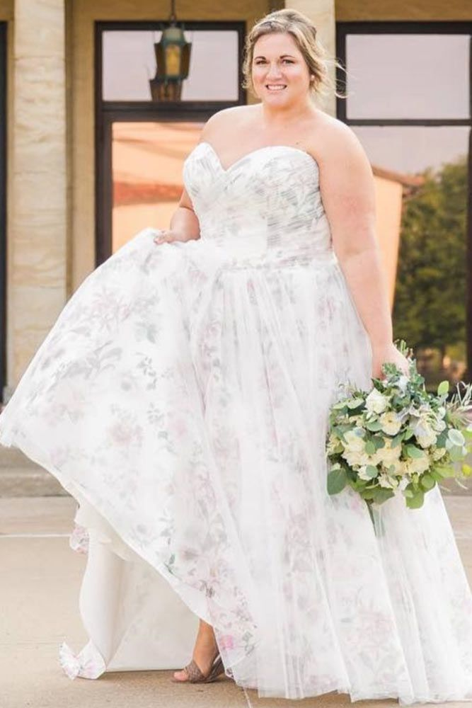 24 Plus Size Wedding Dresses For Your Dreams To Come True | the Big ...
