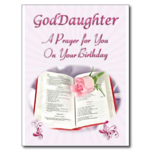 Birthday Quotes Goddaughter: Happy Birthday Goddaughter