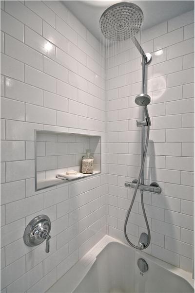 Elegant Contemporary Bathroom By Victoria Shaw