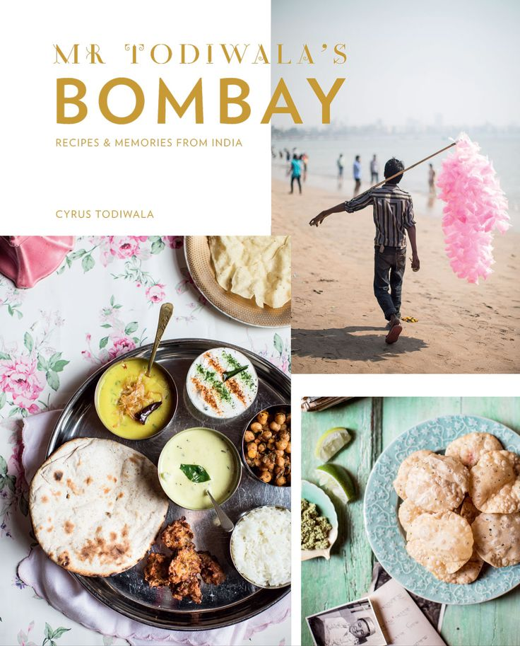 Chole pindi recipe from Mr Todiwala's Bombay by Cyrus Todiwala | Cooked