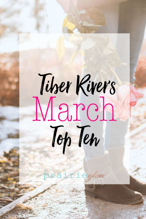 Tiber River's top ten products for March are amazing! Read more here to find out what were the top sellers that everyone has been loving.