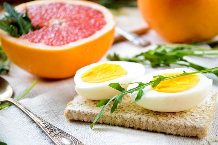 Яйца диета спортивная