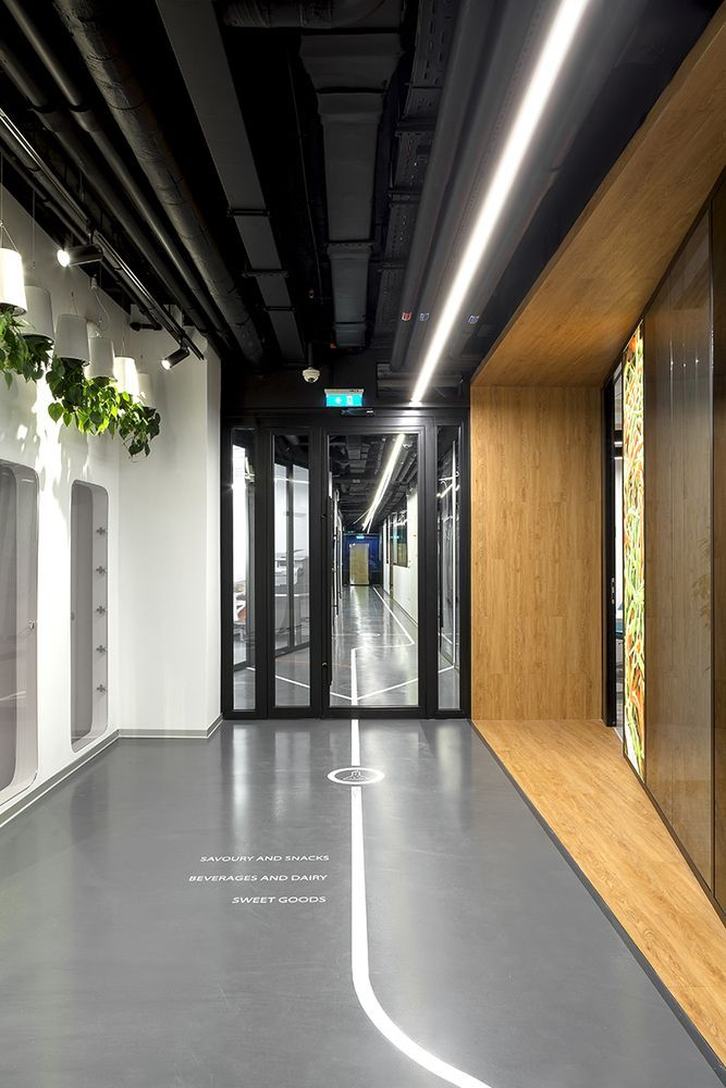 Givaudan Office Design Interiors Materials Furniture Ic