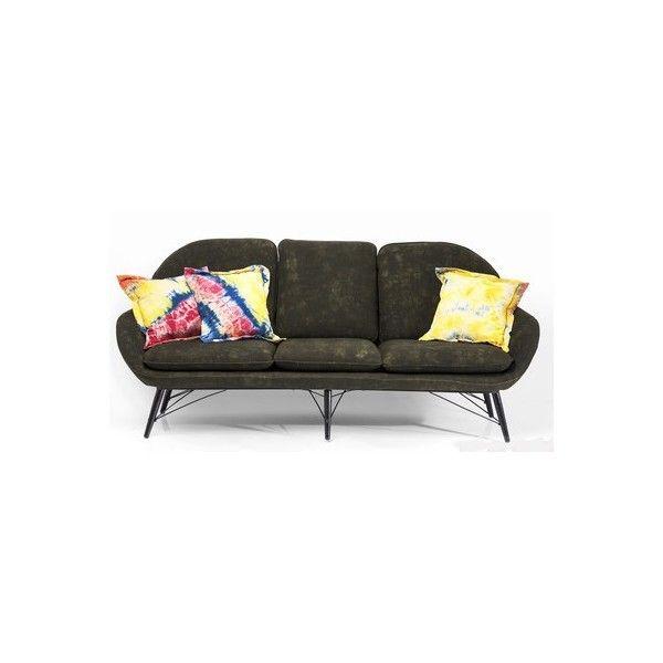 sofá retro batik 3 plazas | Tiendas On