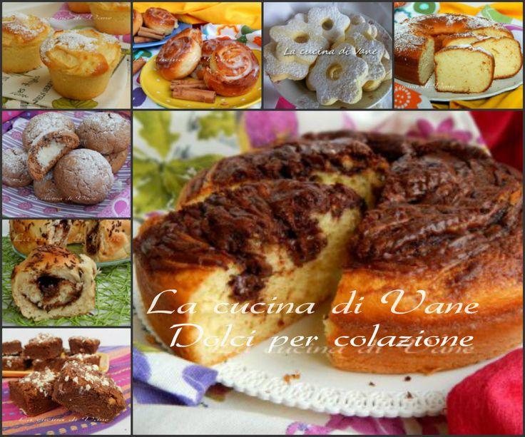 dolci per colazione ricette per torte soffici,biscotti, muffin,crostate, tante ricette golose per iniziare la giornata alla grande. ricette per la colazione