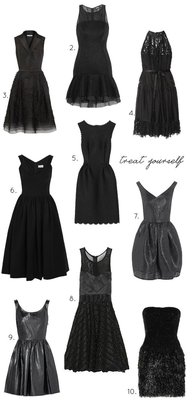 Little Black Dress Lbd Mix Match Pinterest Black Clothes And Chic Clothing