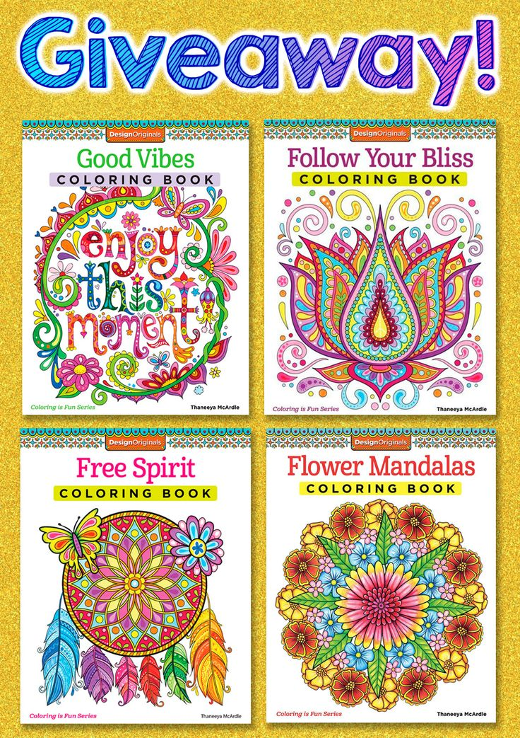 222 Best Coloring Books By Thaneeya Images On Pinterest