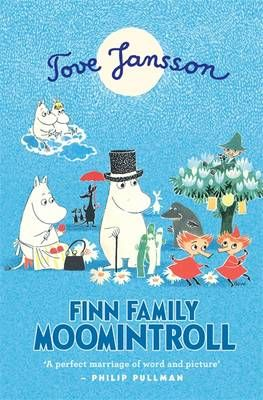 Seriously, you're missing out if you have never read a Tove Jansson book.