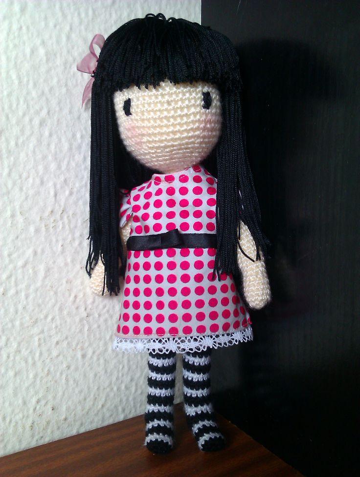 1000+ images about gorjuss on Pinterest Amigurumi doll ...
