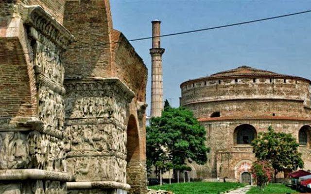 8. Παλαιοχρηστιανικά και βυζαντινά μνημεία Θεσσαλονίκης (1988)