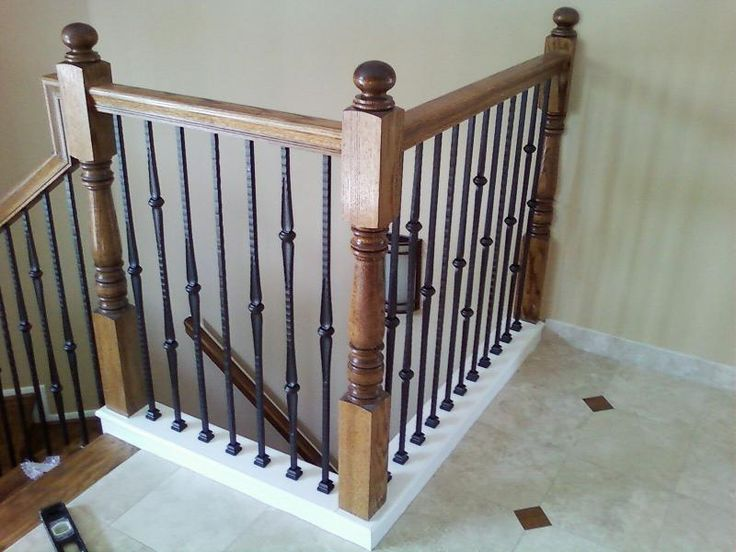 77 best Spindle and Handrail Designs images on Pinterest | Stairs ...