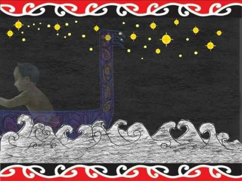 Matariki Myth: Tamarereti.mov Tamarereti creates the night sky