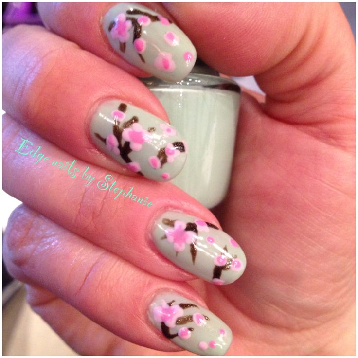 56 best Nails by Stephanie images on Pinterest | Nail art, Nail art ...