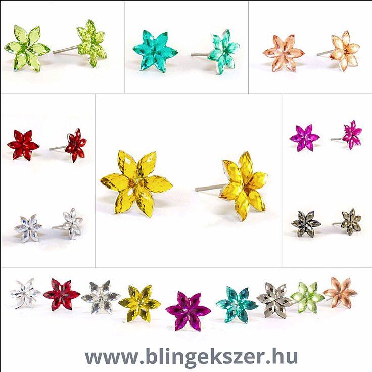 Colorful earrings  Csodás füldevalók tavaszra   https://www.blingekszer.hu/termekek/fulbevalok/miriam