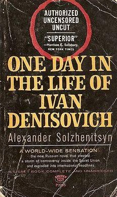 Ivan denisovich essays resilience