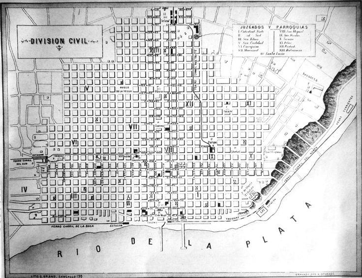 PlanoBUE1870 - Ferrocarril Oeste de Buenos Aires - Wikipedia, la enciclopedia libre