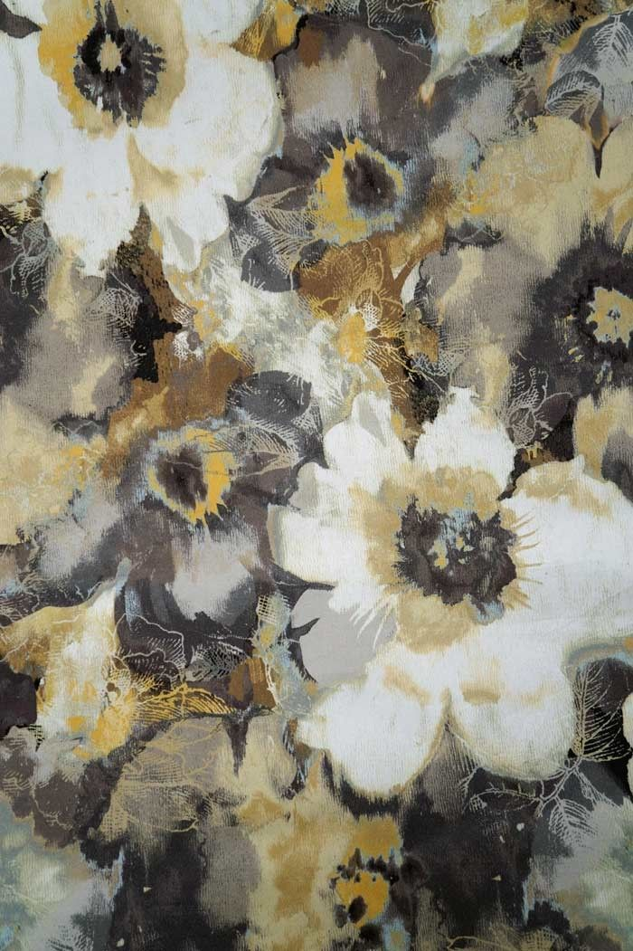 Trafford Twilight transitional drapery or bedding fabric. Have this made into custom window treatments for your home.