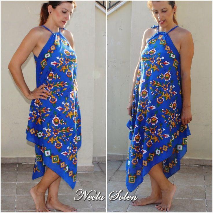 Necla Sölen: Plaj elbisesi #2