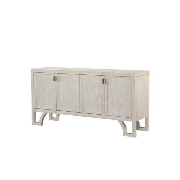 Graphite Sideboard Sideboard Wood Buffet Adjustable Shelving