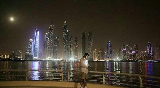 Dubai ooo..