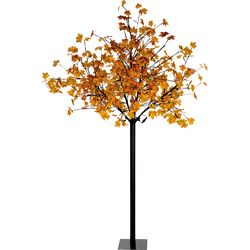 energie A+, Staande lamp Led boom by Leuchten Direkt - ijzer/zwart kunststof 450 lichtbronnen, Leuchten Direkt