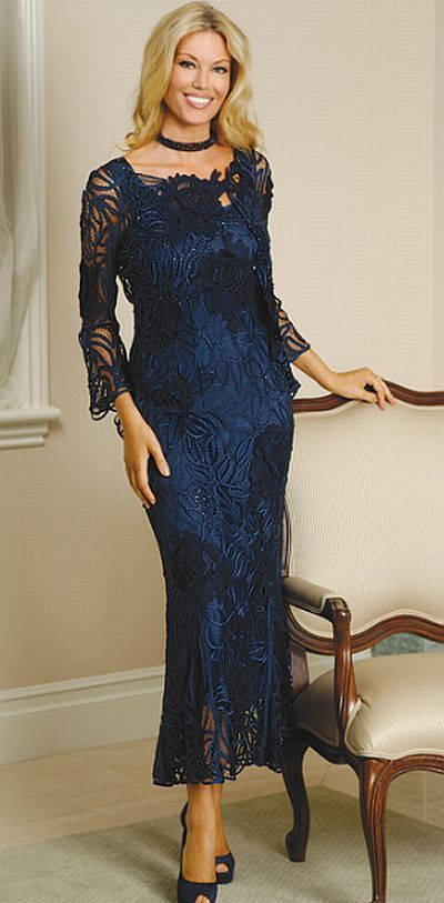 Soulmates Silk Mother of the Bride Dress D1106